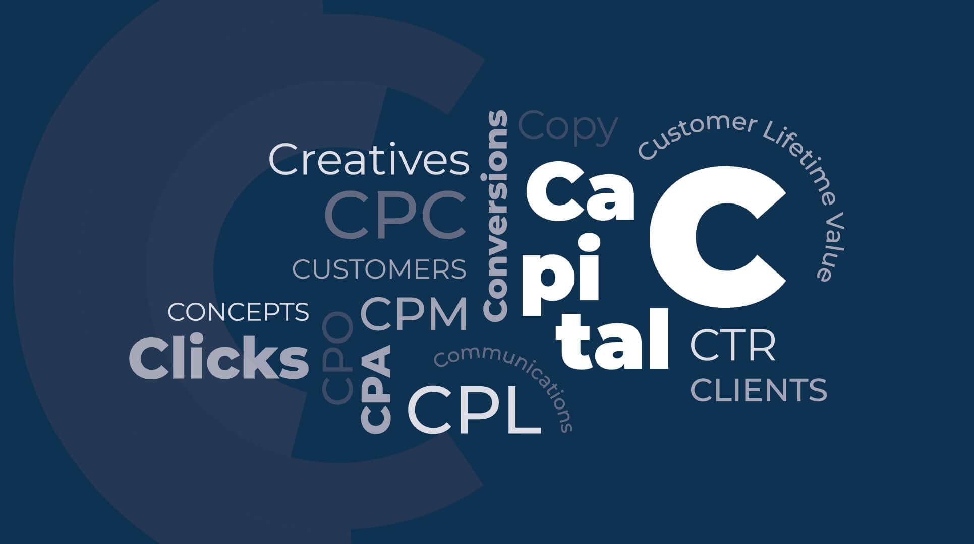 The many Cs of Capital C